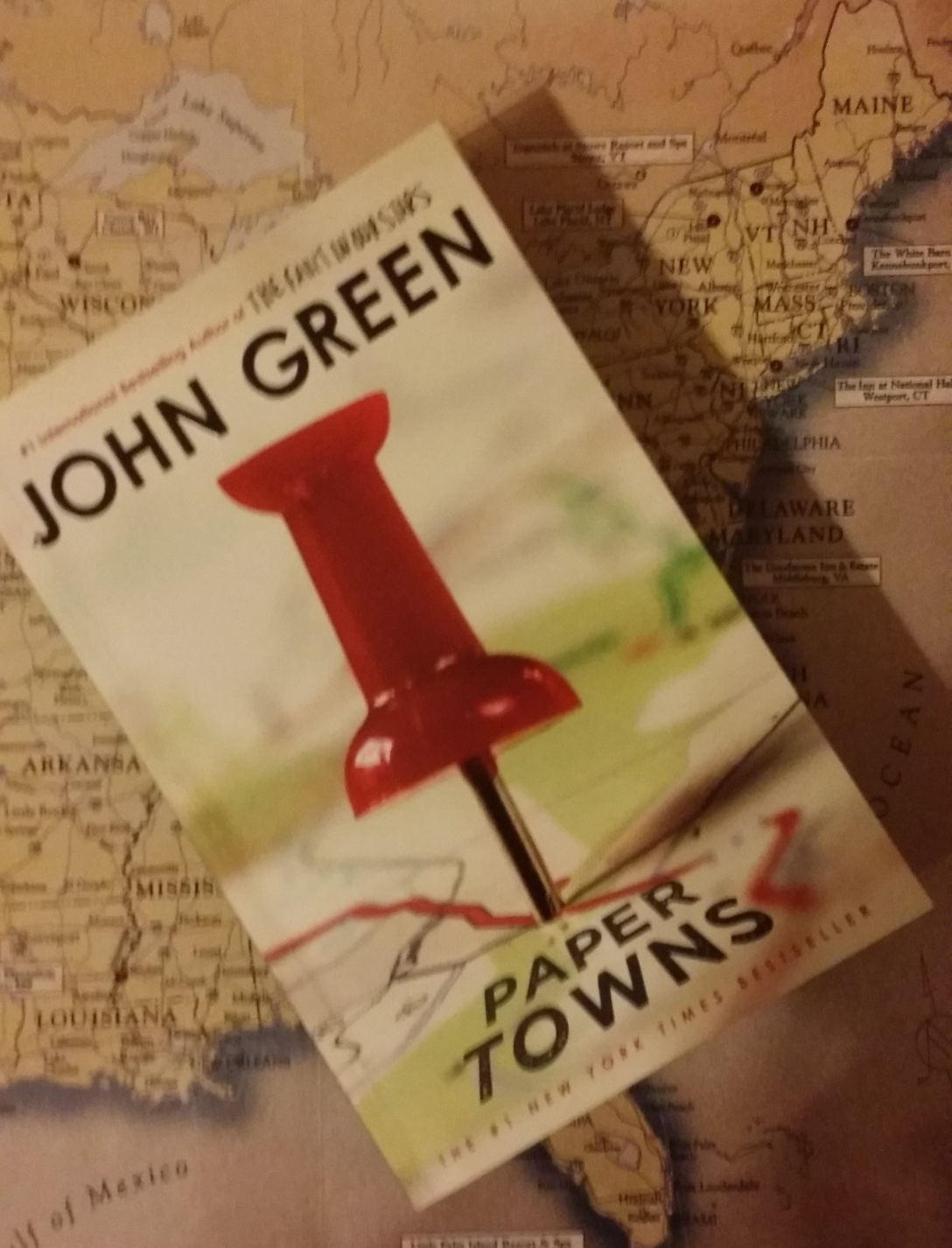 Reading Paper Towns as Historical Fiction – Mehek Writes